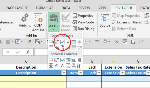 Deleting Multiple Objects All At Once In Excel