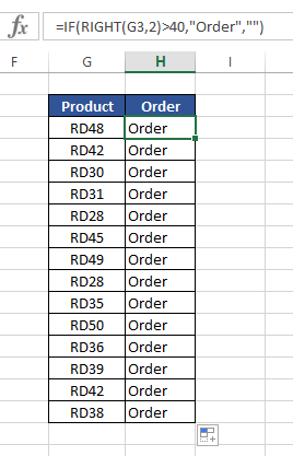 How To Generate True Blank Cells With A Formula In Excel