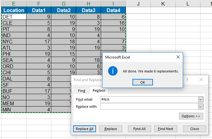 How To Transpose A List Of Varying Values Using TRANSPOSE